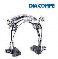 Ceppo Freno a Filo Anteriore o Posteriore Bici Sport in Alluminio Tiraggio Centrale DIA-COMPE