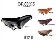 Sella Bici Brooks in Cuoio Modello B17 S Donna