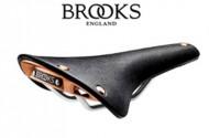 Sella Bici Brooks Modello CAMBIUM ORGANIC C17 Scafo Ramato