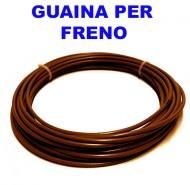 Guaina Filo Freno Bici 5 mm Colore Marrone Vintage