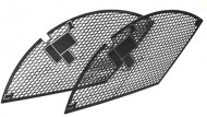Protezione Ruota Bici 24 Pollici Paraveste Posteriore in Plastica Forata