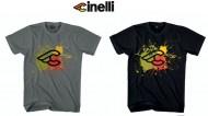 Maglietta T-Shirt Bici Ciclista Riders Cinelli SPLASH