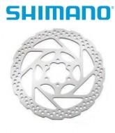 Disco Freno Bici Shimano Rotore SM RT56 a 6 Fori da 160 o 180 mm