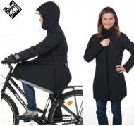 Giacca Mantella con Coprigambe Antipioggia Bici MAGIC PARKA LADY TUCANO