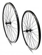 Ruote Bici 28 Pollici 700x35/43 o 37-622 Cerchio a Profilo Alto 25 mm per Cambio 6/7 Velocità