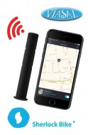 Antifurto Bici a Manopola GPS ViaSat Lock Ritrovamento con App