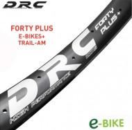 Cerchio Ruota Rinforzato Bici Trail e-Bike Misura 584x40 DRC FORTY PLUS