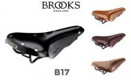 Sella Bici Brooks in Cuoio Modello B17 Uomo