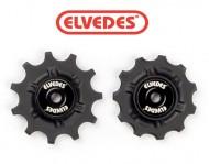 Rotelle Cambio Bici Sram 2x12 Denti Elvedes