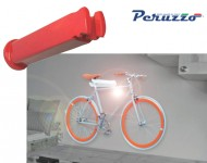 Barra Appendibici Moderno da Parete Testa Rotante Home Cool Bike Rack