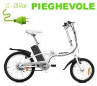 Bici 20 Pollici FOLDING Pieghevole Elettrica da Baule Auto Modello E-POCKET