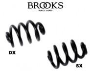 Molla Sella Brooks B67, Flyer, Conquest, Countess, B135, B190 Destra o Sinistra