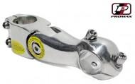Attacco Manubrio Bici A-Head Set 28.6 mm Inclinazione Regolabile