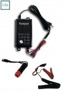 Mantenitore o Ricarica per Batteria Bici Elettrica 6 e 12 V al Piombo