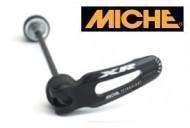 Bloccaggi Rapidi Mozzi Ruota Bici Miche MTB XR Colore Nero