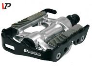 Pedali Bici DUAL VP Alluminio Forgiato Perno su Sfere
