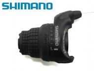 Comando Cambio Marce Bici Grip SHIMANO Anteriore 3 Velocità a Frizione