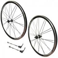 Ruote Bici 28 Pollici 700x35/42 Cerchio a Profilo Mozzo a Cassetta per Cambio 7/8 velocità