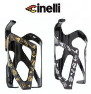Portaborraccia Bici Cinelli HARRY'S Carbon MG Gold o Mike Giant