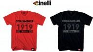 Maglietta T-Shirt Bici Ciclista Riders Cinelli COLUMBUS 1919