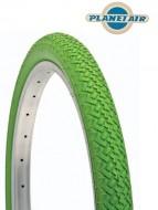 Copertone Gomma Bici 20 Pollici Misura 20x1.75 o 47-406 Colore Verde