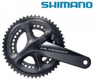 Guarnitura Bici CORSA 11x2 Velocità 34/50 Denti Shimano ULTEGRA