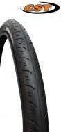 Copertone Gomma Bici 27 Pollici Misura 27.5x1.40 o 37-584 CST Stradale-Slick