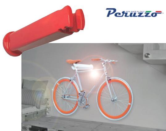 Barra appendibici moderno da parete testa rotante home cool bike rack biciclette molinari - Portabiti da parete ...