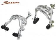 Ceppi Freno Filo Bici Sport Fixed Anteriore e Posteriore Alluminio Saccon SENCRO