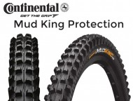 Copertone 27 Pollici Misura 27.5x1.8 Scolpito Continental MUD KING Protection