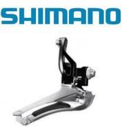 Deragliatore Cambio Marce Anteriore Bici SHIMANO 105 11 Velocità a Saldare