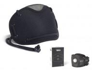 Maschera Protezione Faccia BANALE con Filtro Anti Pollini Batteri Smog