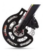 Protezione Disco Freno Bici in Alluminio Anteriore o Posteriore