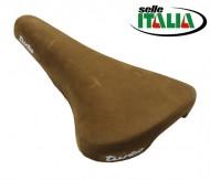 Sella Bici Corsa Vintage Selle Italia TURBO 1980 Nabuk