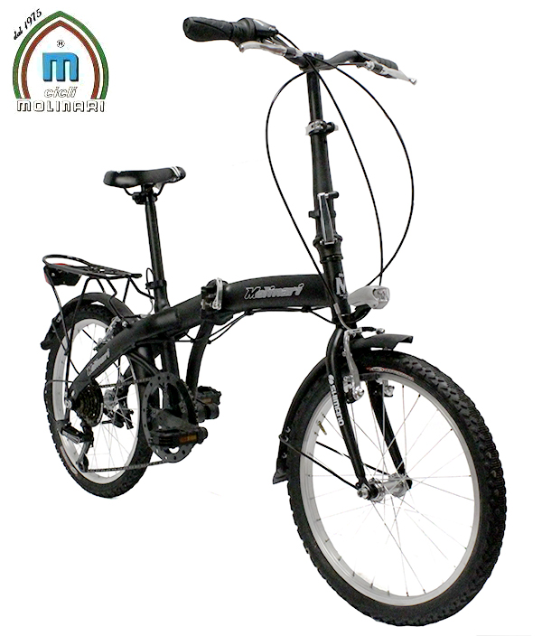 Bicicletta Folding Pieghevole.Bici 20 Pollici Folding Pieghevole Da Baule Shimano 6