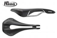 Sella Bici Sportiva con Foro Antiprostata Selle Italia NOVUS Super Flow Endurance