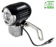 Fanale Anteriore Bici Elettrica e-bike LED 1 Watt 6V-48V