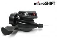 Comando Cambio Marce Anteriore Stef Microshift Sinistro 3 Velocità