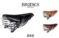 Sella Bici Brooks in Cuoio Modello B66