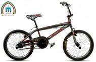 Bici 20 BMX Ragazzo da 9 a 14 anni Telaio Acciaio Modello FREESTYLE