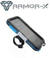 Cover iPhone 100% Impermeabile per Manubrio Bici