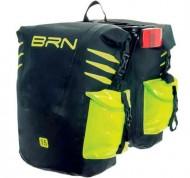 Borse Bici Laterali al Portapacco Posteriore Impermeabili Waterproof 15 Litri