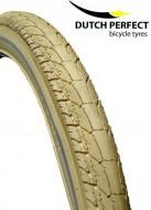 Copertone Gomma Bici 26 Pollici Misura 26x1.90 o 50-559 Mtb Cruiser Colore Crema Beige