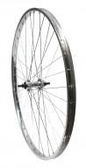 Ruota Bici 26x1.3/8 in Acciaio Cromato Anteriore o Posteriore 1 Velocità