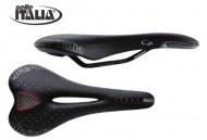Sella Bici Sportiva con Foro Antiprostata Selle Italia C2 Gel Flow