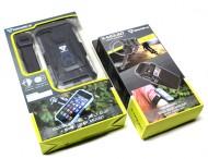 Cover iPhone 5 con Attacco Manubrio Bici + Fascia Elastica per Braccio