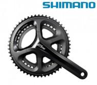 Guarnitura Bici CORSA 11x2 Velocità 34/50 Denti Shimano 105