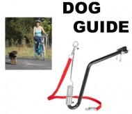 Barra Bici Trasporto Cane con Guinzaglio DOG GUIDE