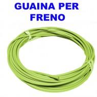 Guaina Filo Freno Bici 5 mm Colore Verde Mela