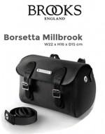 Borsa Bici al Manubrio e Piantone BROOKS Millbrook